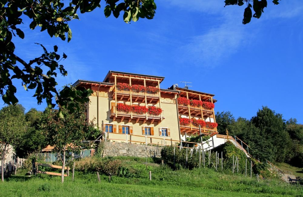 Kinnhof: vacanza in agriturismo a Barbiano